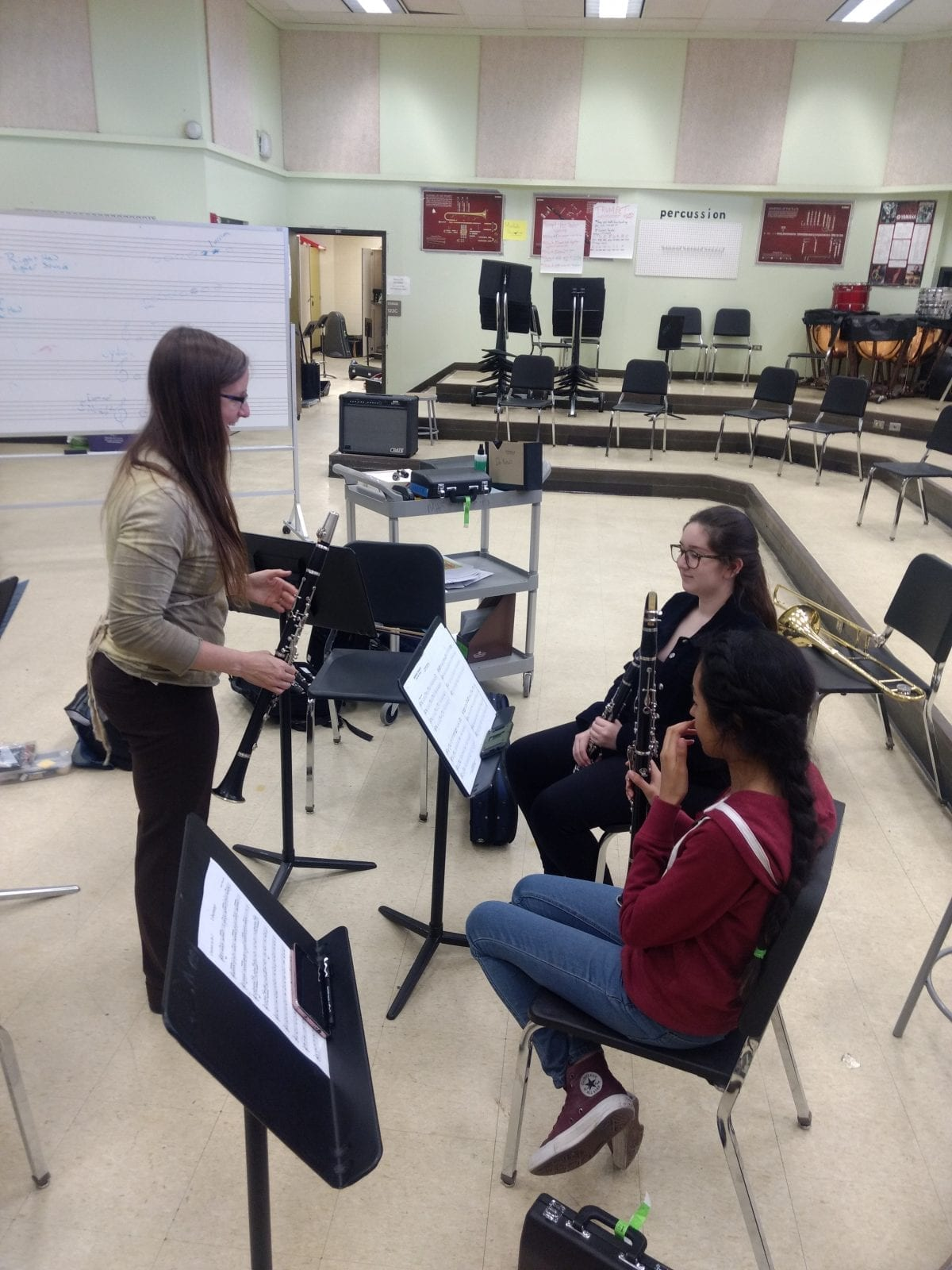 denver municipal band helps young musicians